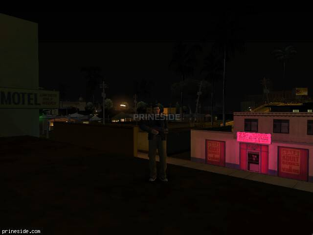 GTA San Andreas weather ID 602 at 0 hours