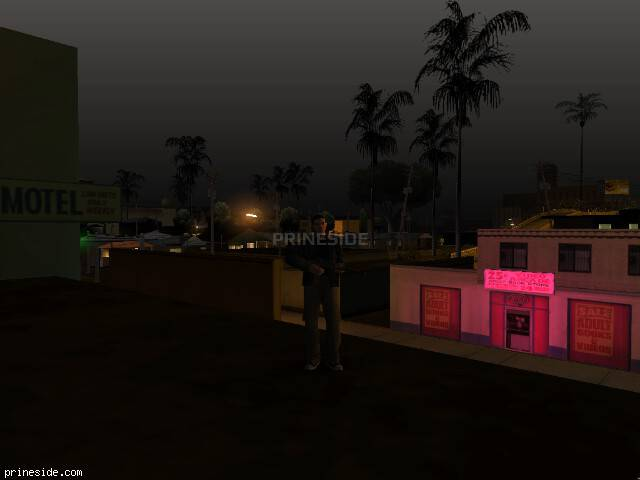 GTA San Andreas weather ID 90 at 1 hours