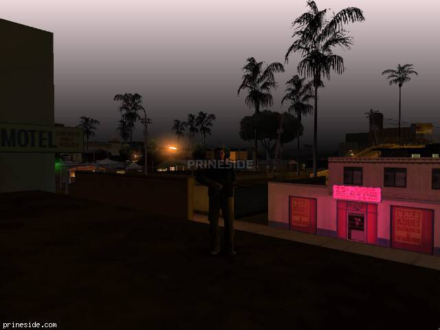 GTA San Andreas weather ID 90 at 3 hours
