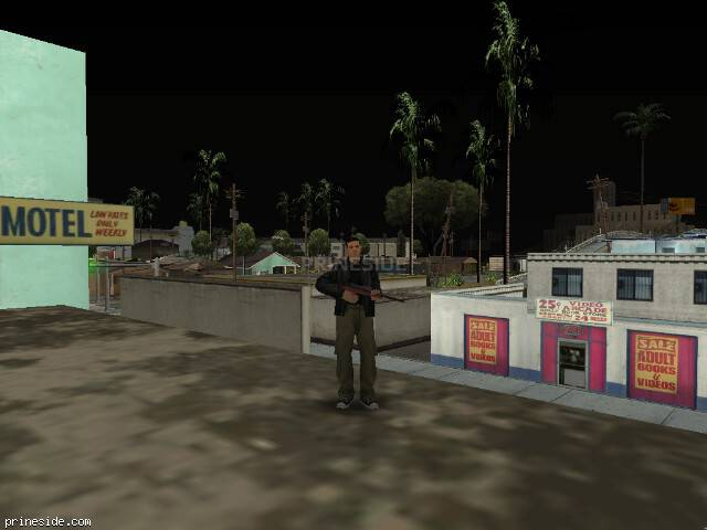 GTA San Andreas weather ID 91 at 12 hours