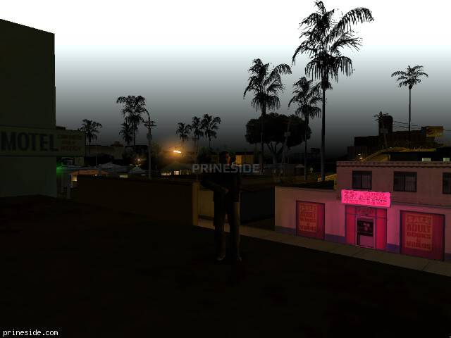 GTA San Andreas weather ID 859 at 3 hours