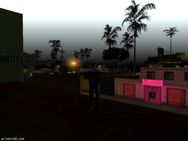 GTA San Andreas weather ID 91 at 4 hours