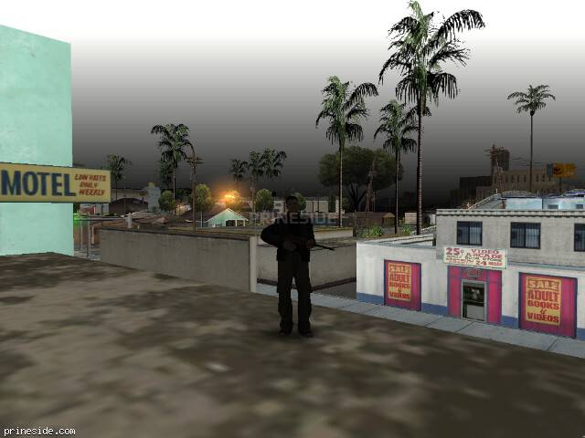 GTA San Andreas weather ID 859 at 8 hours