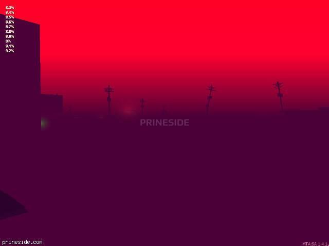Просмотр погоды GTA San Andreas с ID 348 в 12 часов