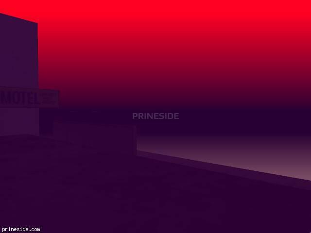 Просмотр погоды GTA San Andreas с ID 348 в 19 часов