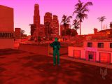 GTA San Andreas weather ID 95 at 21 hours