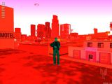 GTA San Andreas weather ID 95 at 22 hours
