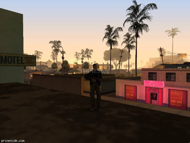 GTA San Andreas weather ID 97 at 6 hours