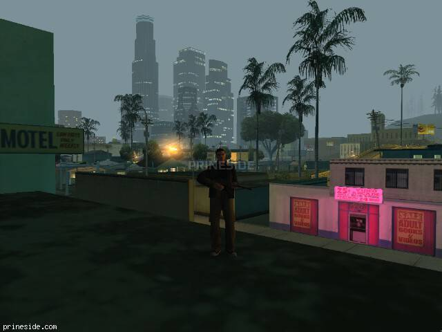 GTA San Andreas weather ID 99 at 4 hours